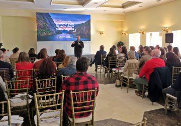 Acto de presentación de las rutas por los fiordos 2020 de Pullmantur