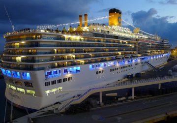 Costa Cruceros navega de nuevo