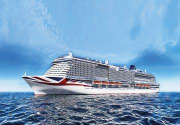 El nuevo buque de P&O se llamará Arvia
