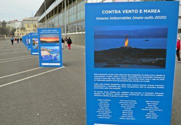 Exposición Cotra Vento e Marea