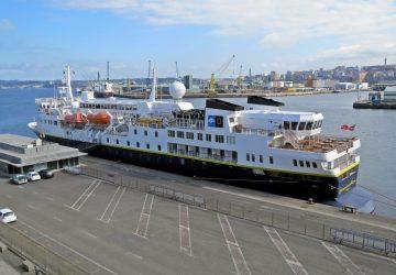 muelle de trasatlánticos A Coruña