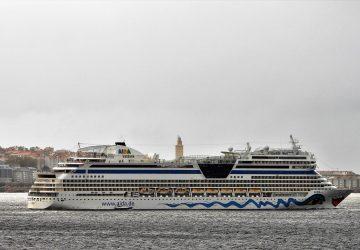 Aida Cruises regresa a A Coruña