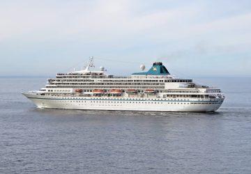 Fin de semana crucerístico en A Coruña